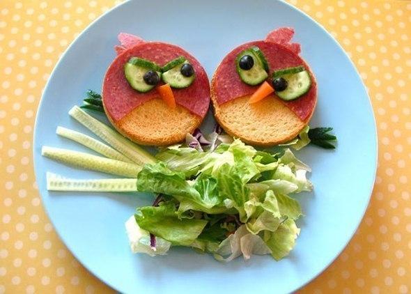 Завтрак для детей от года рецепты с фото