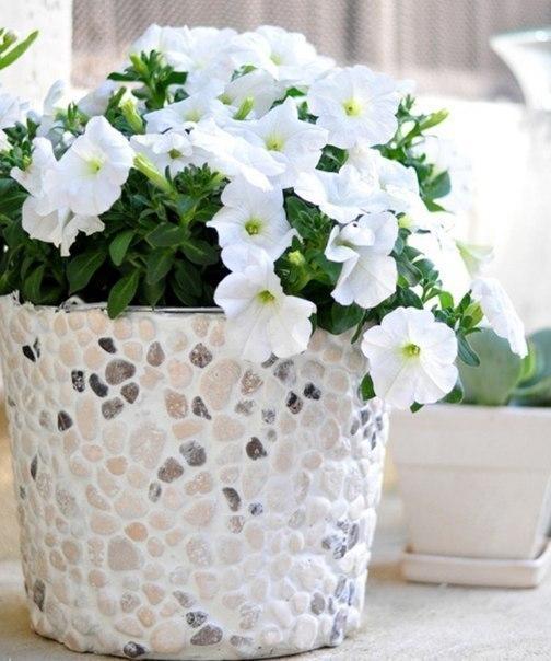 Кашпо под цветы мастер класс